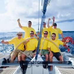 Sailing Yacht Crew photo