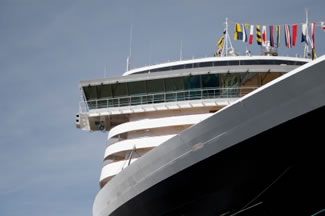 Cruise Ship Positions