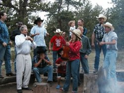 Staff of Dude Ranch photo