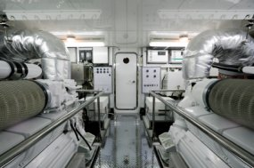 engine room photo