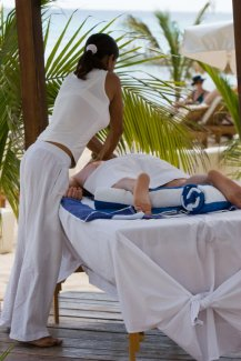 Beachside Massage Therapist photo