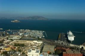 San Francisco Harbor cruise phot